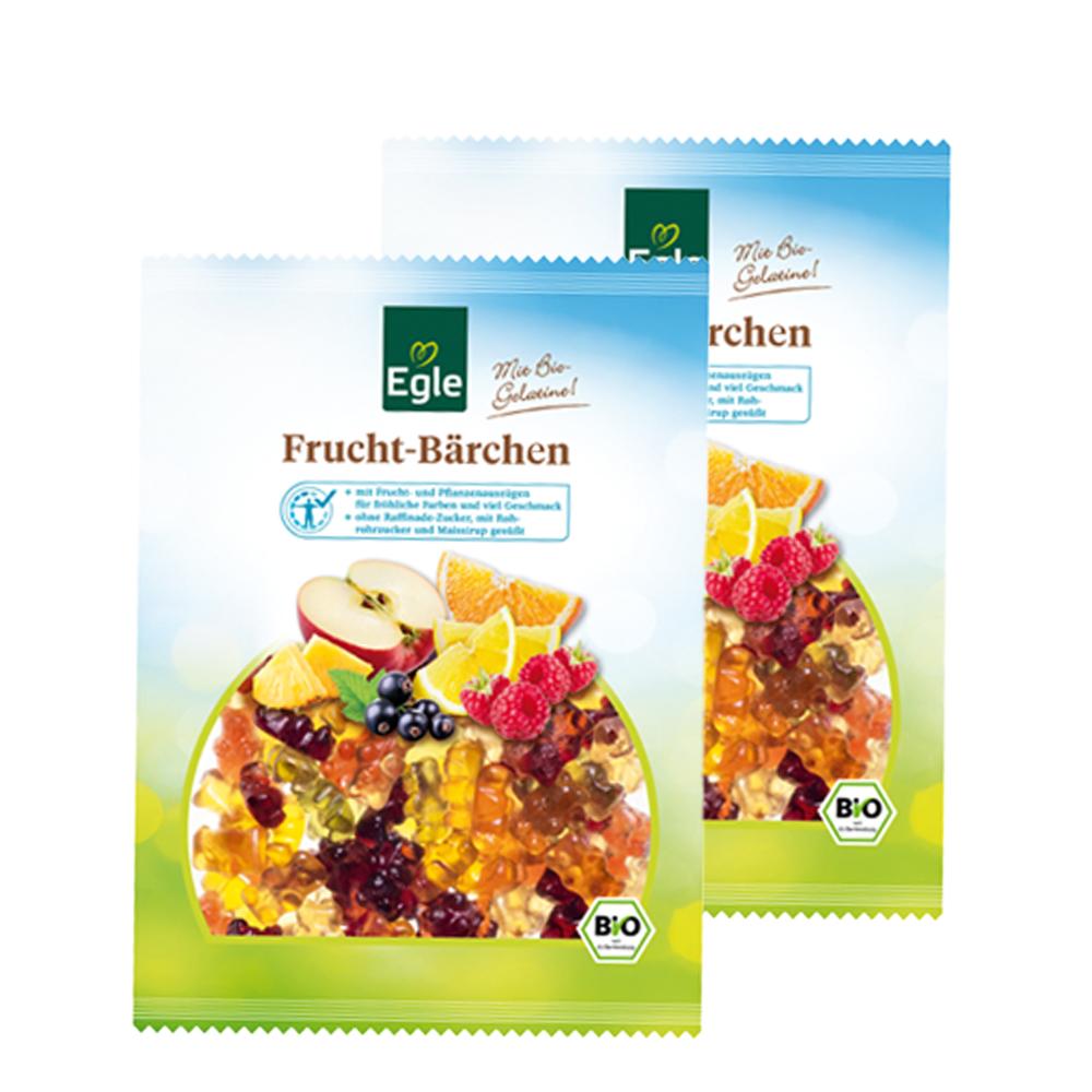 Bio Frucht-Bärchen 2 x 250 g
