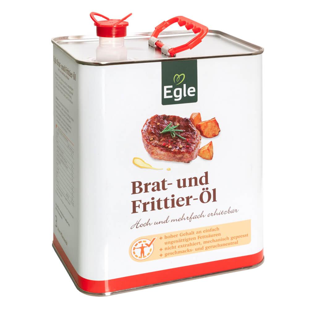 Frittieröl 3 Liter
