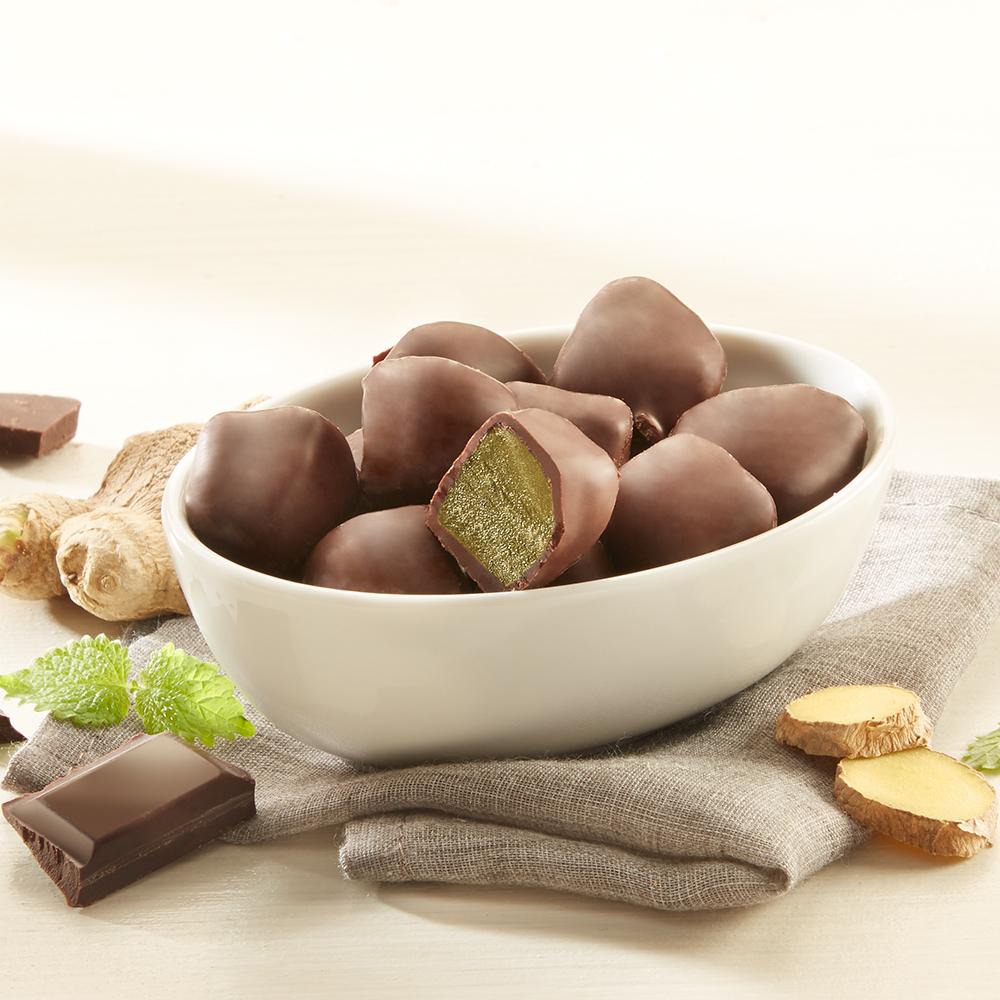 Ingwer in Schokolade 2 x 250 g