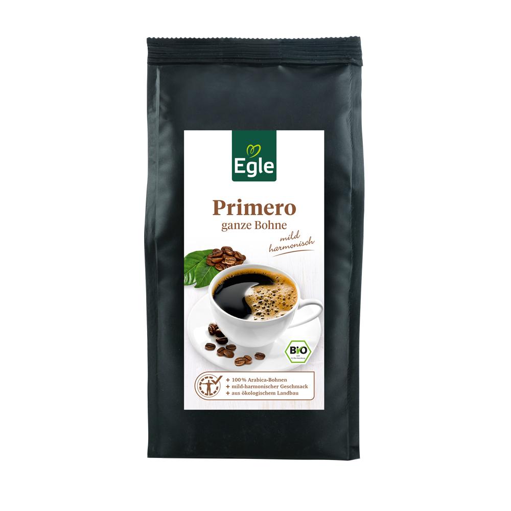 "Bio Kaffee ""Primero"" ganze Bohne 250 g"