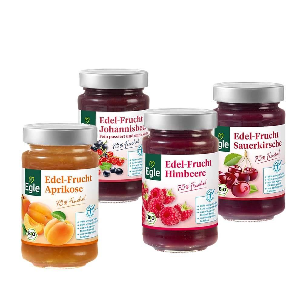 Winter-Edel-Frucht-Paket 4 x 250 g