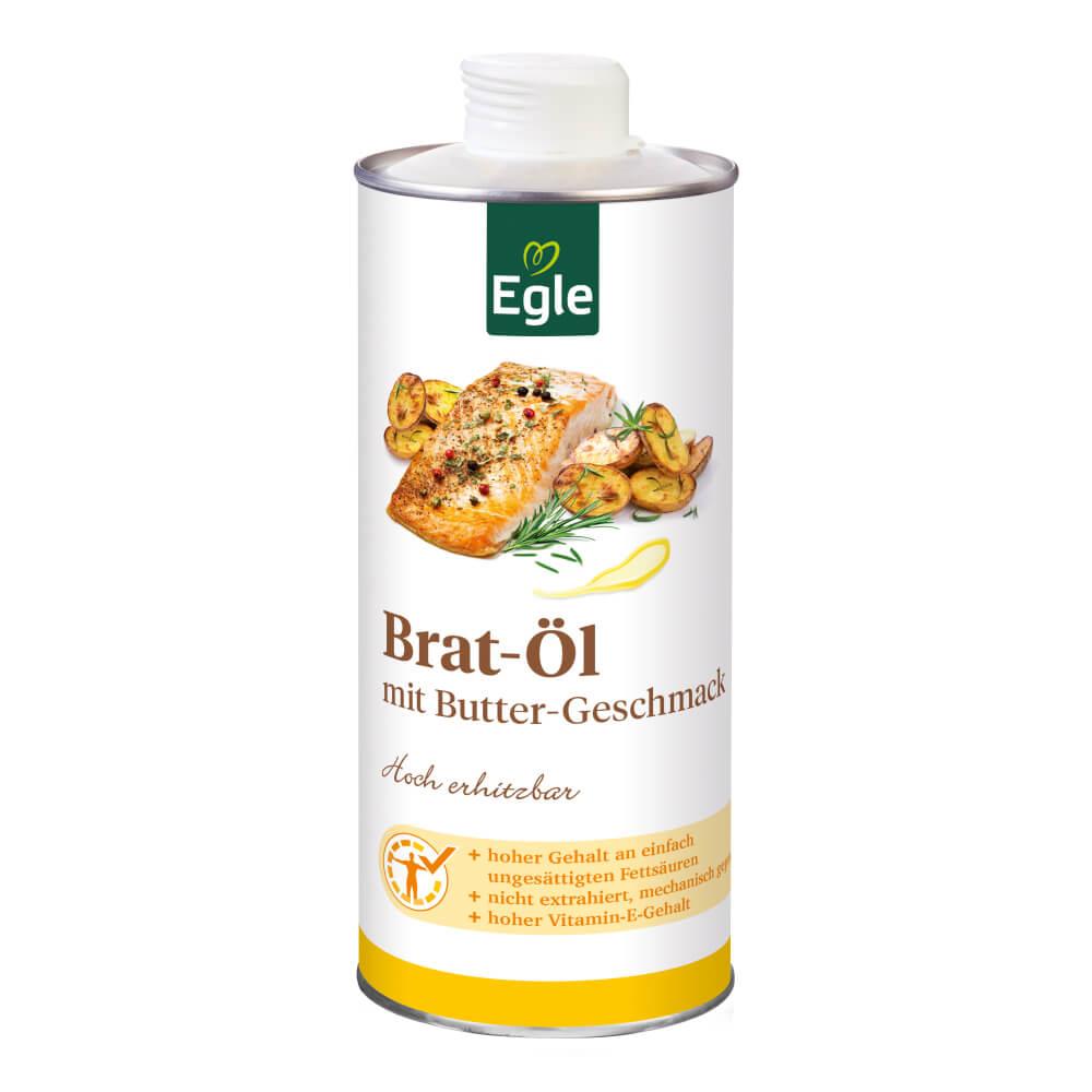 Bratöl mit Buttergeschmack