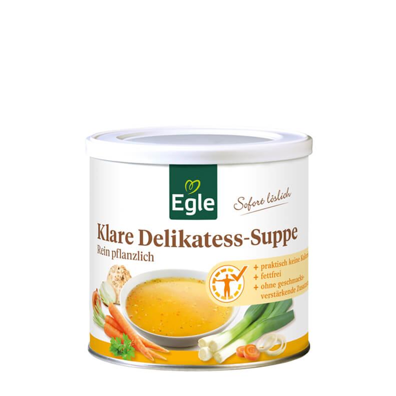 Gratis Klare Delikatess-Suppe 400 g - Gratis