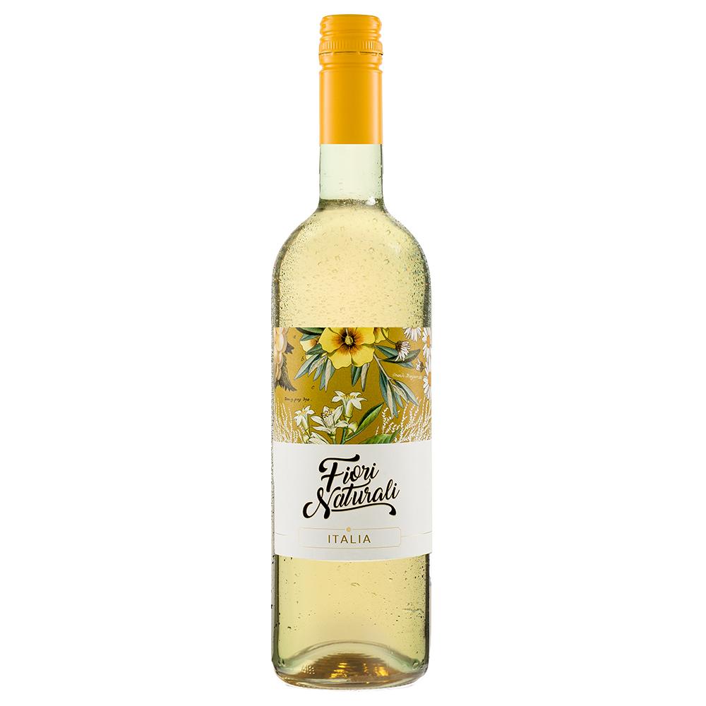 FioriNaturaliBianco- Bio Weißwein aus Italien