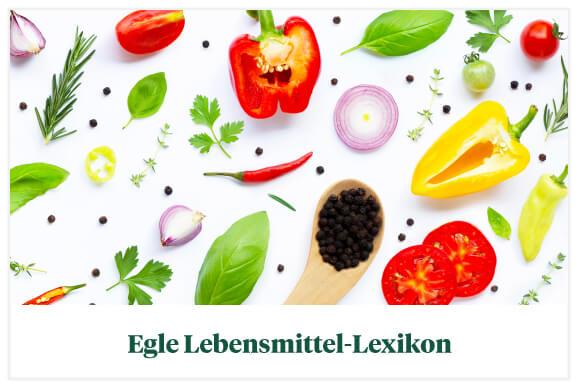 Egle-Lebensmittel-Lexikon