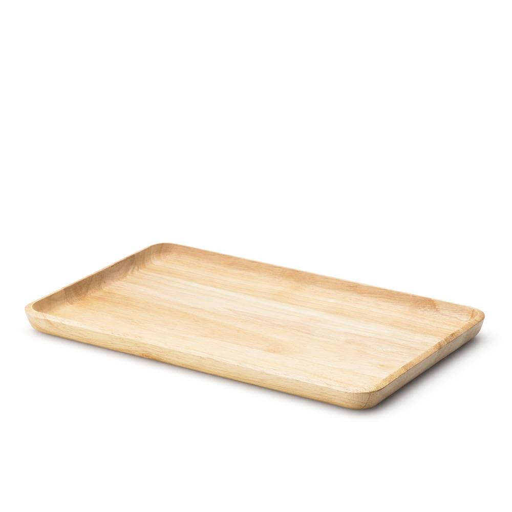 Holz-Tablett