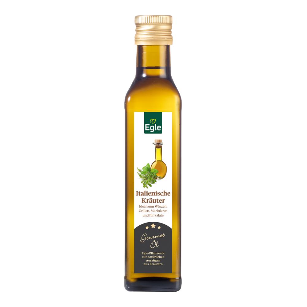 Gourmet-Öl Italienische Kräuter 0,25 l