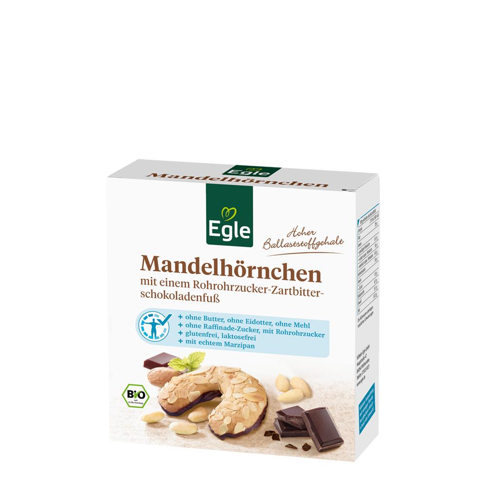 Bio Mandelhörnchen 4 x 75 g
