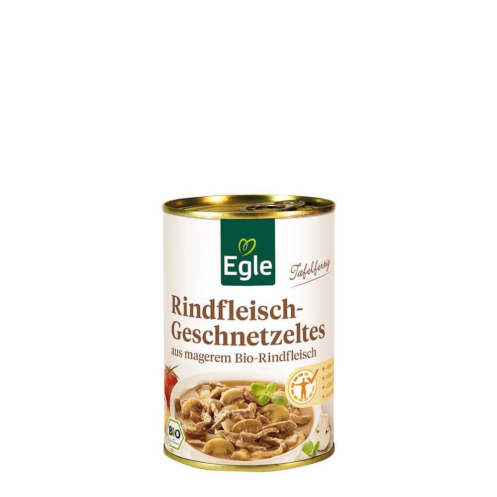 Bio Rindfleisch-Geschnetzeltes 400 g