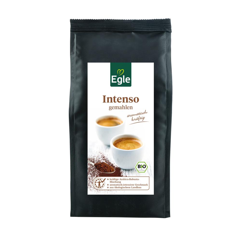 """Bio Espresso """"Intenso"""" gemahlen 250 g"""