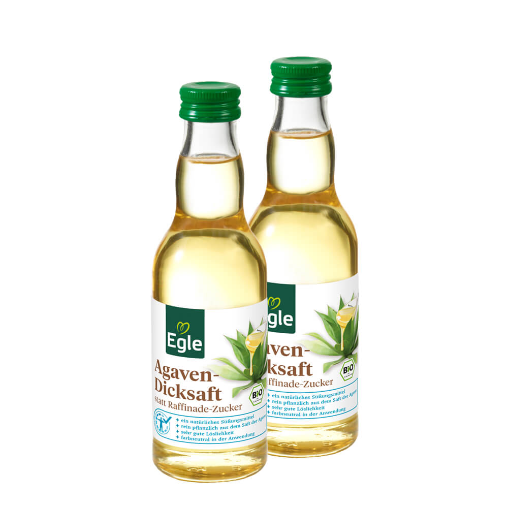 Bio Agavendicksaft 2 x 200 ml