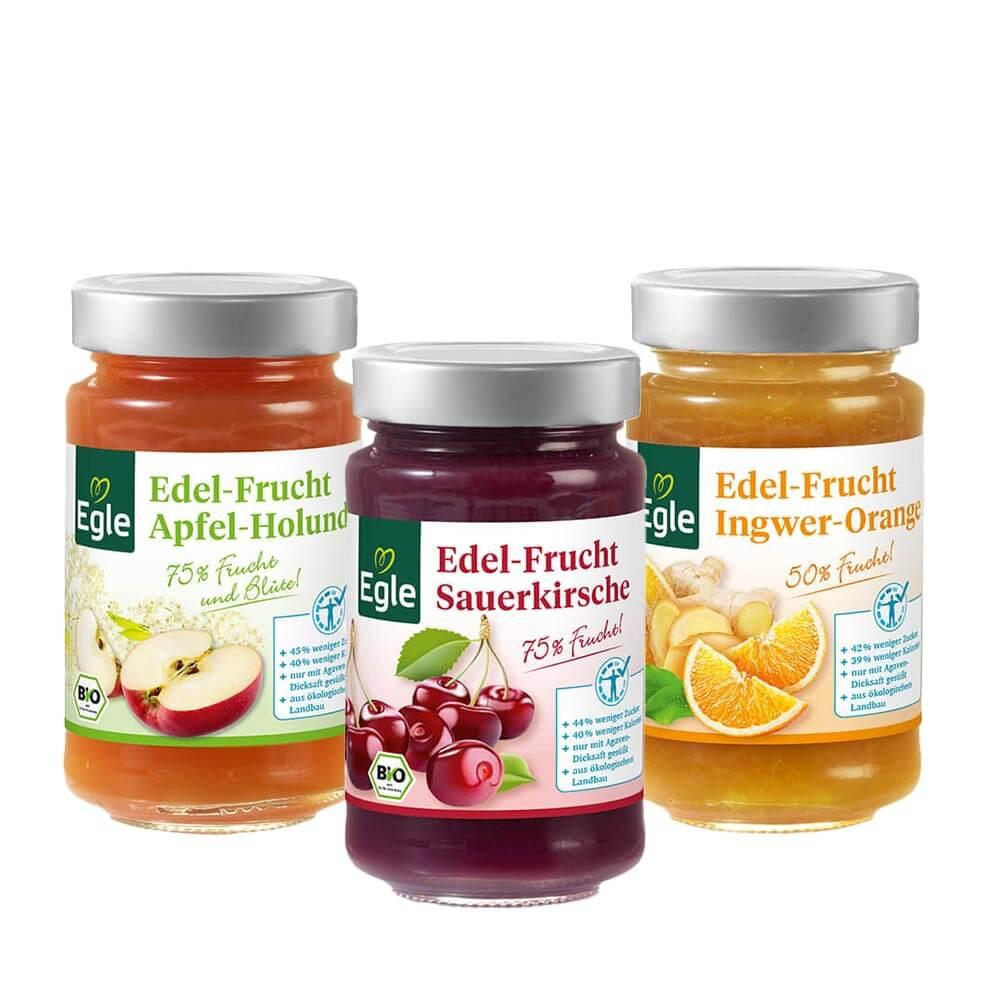 Sommer Edel-Frucht-Paket 3 x 250 g