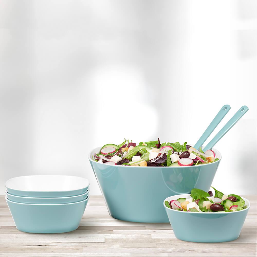 6-teiliges Salat-Set Conix von Mepal