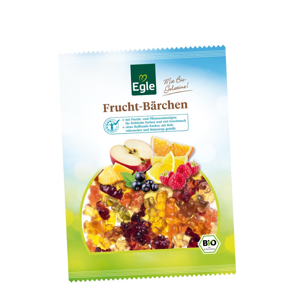 Bio Frucht-Bärchen 250 g