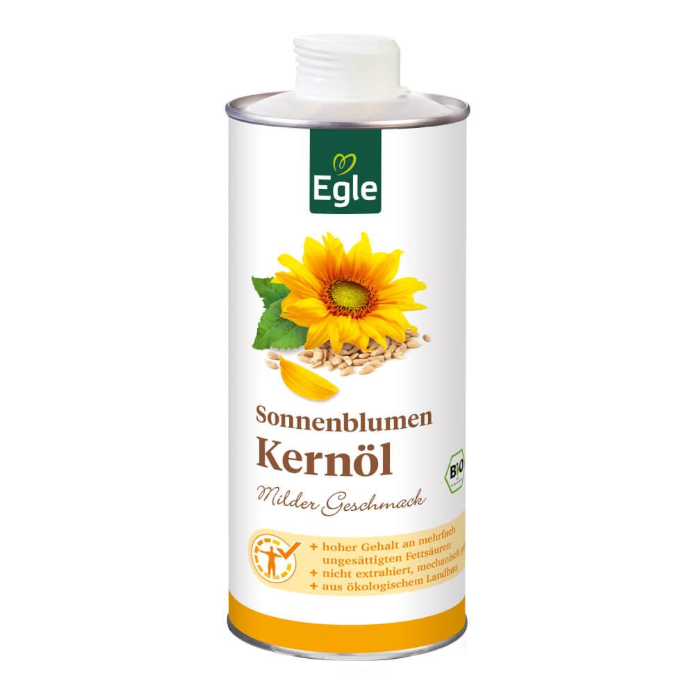 Bio Sonnenblumenkernöl 0,75 l