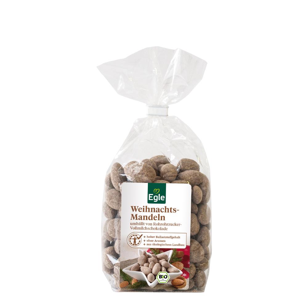 Bio Weihnachts-Mandeln 250 g