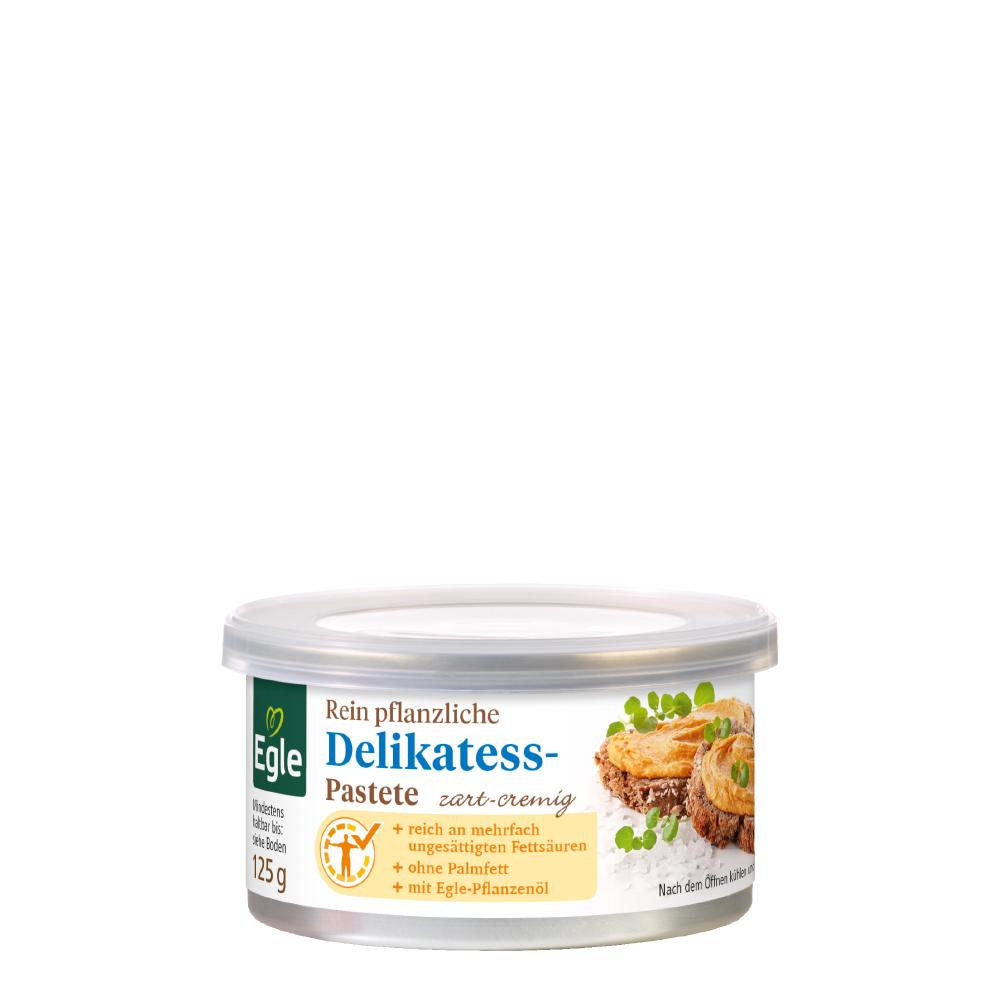 Vegetarische Delikatess-Pastete zum Kennenlernen
