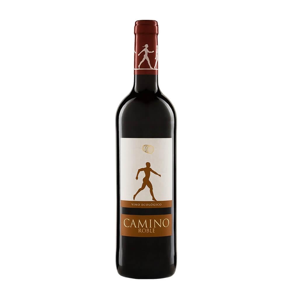 Camino Roble Tinto - Bio Rotwein aus Spanien 0,75 l
