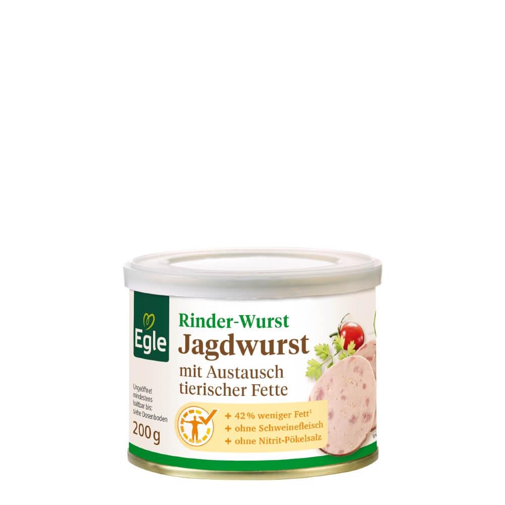 Rinder-Jagdwurst, 200 g – Kostprobe