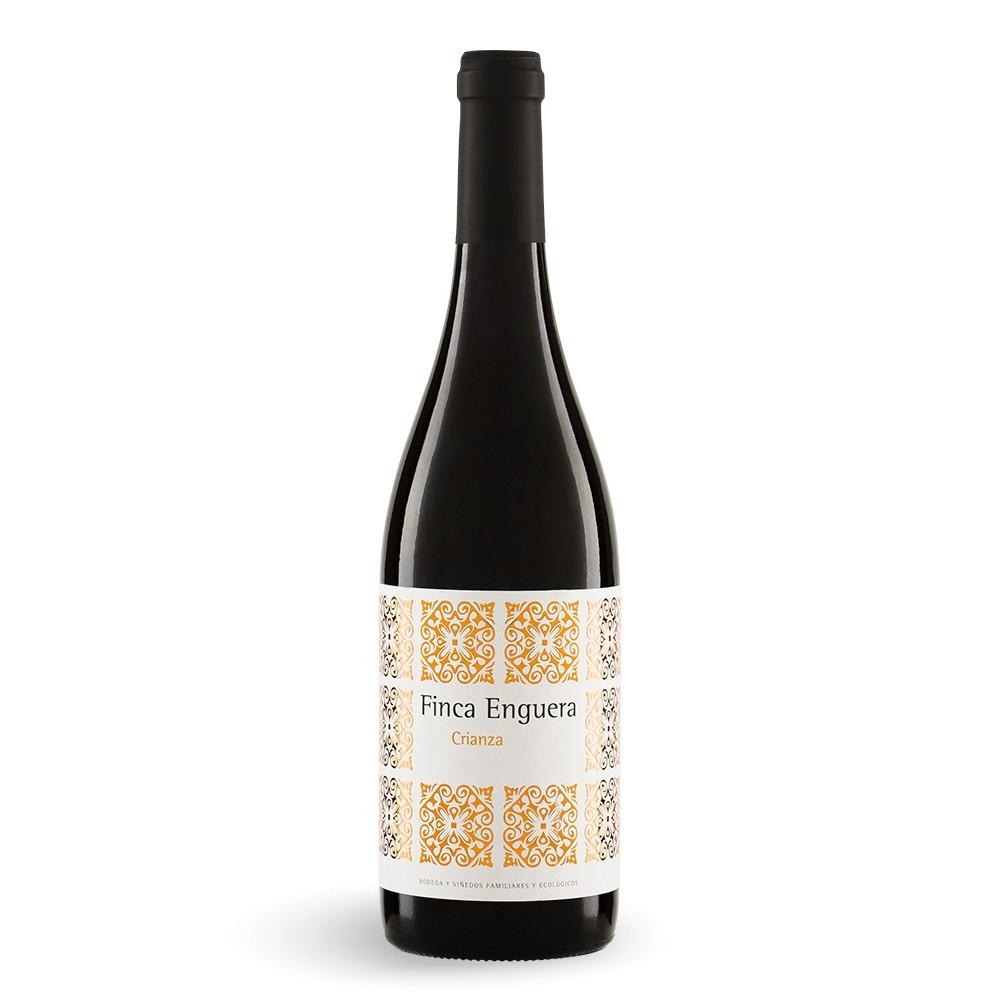 Finca Enguera Crianza Valencia - Bio Rotwein aus Spanien 0,75 l