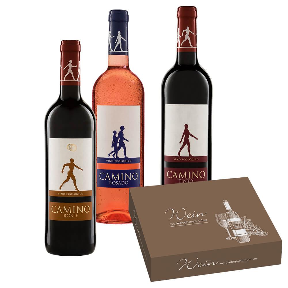 Camino-Weinpaket 3 x 0,75 l