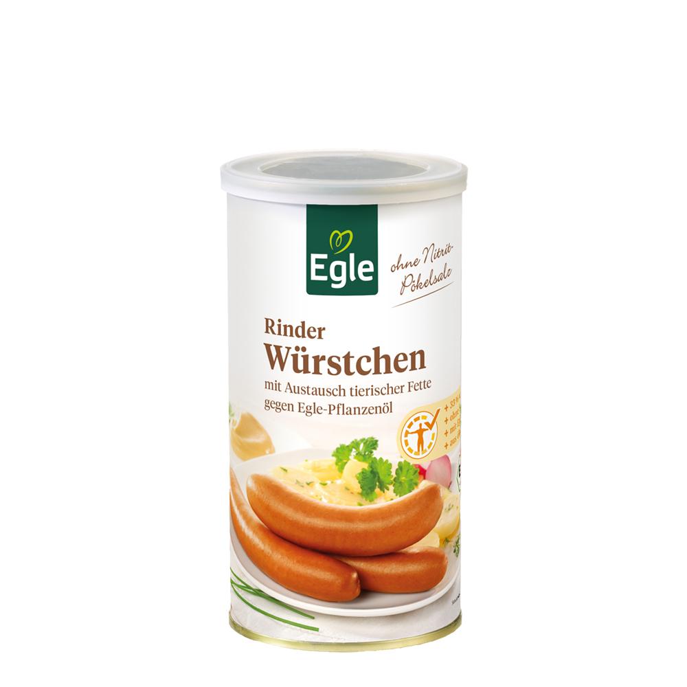 Bio Rinder-Würstchen 265 g