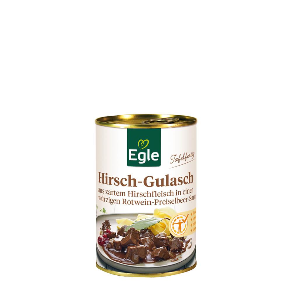 Hirsch-Gulasch 400 g