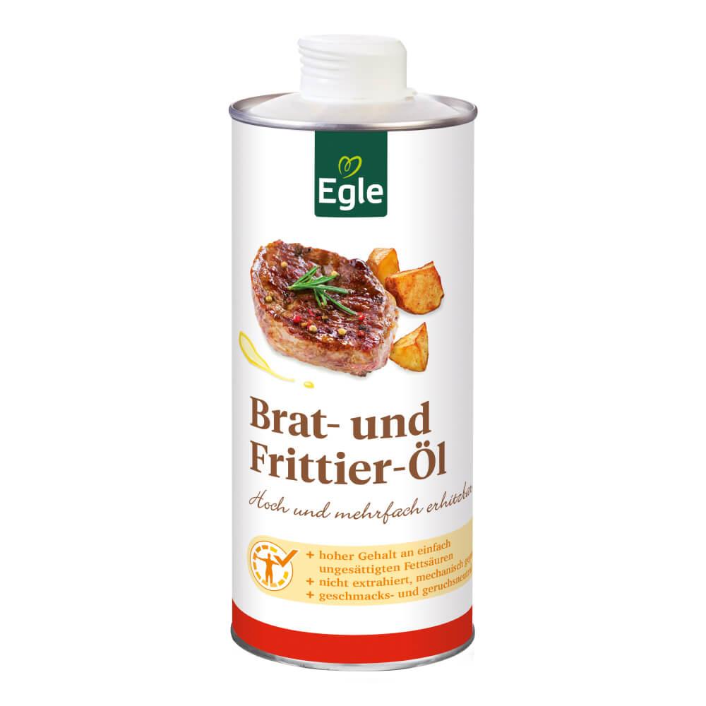 Brat- und Frittieröl 0,75 l