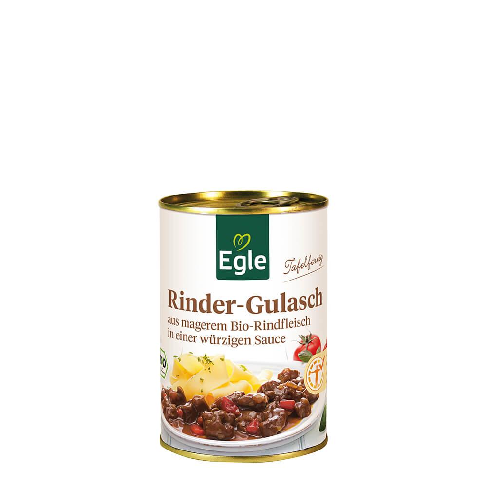 Bio Rinder-Gulasch 400 g