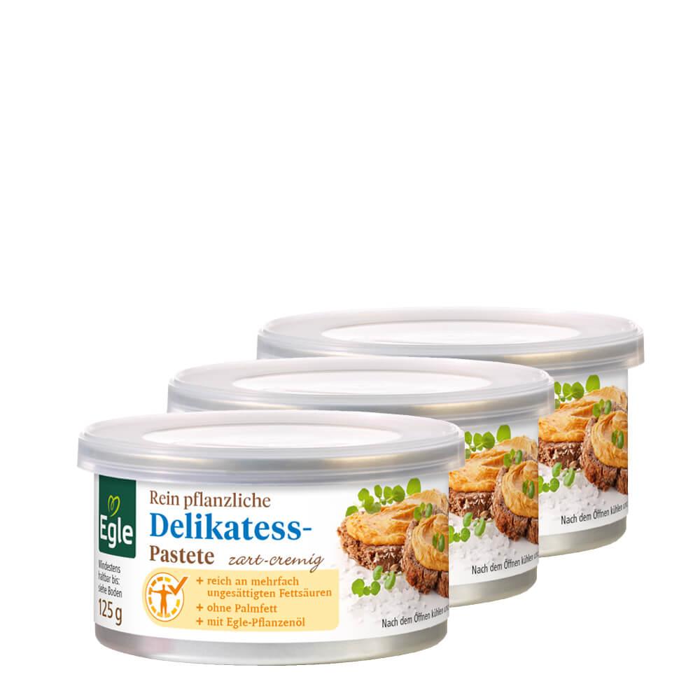 Delikatess Pastete