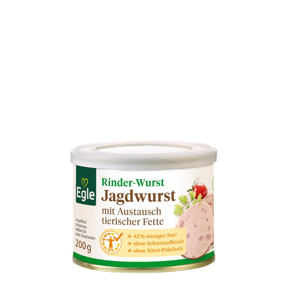 Bio Rindfleisch-Jagdwurst 200 g