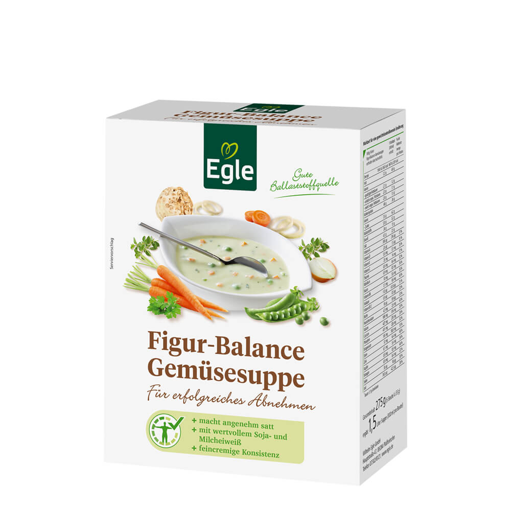 Figur-Balance Gemüsesuppe 550 g