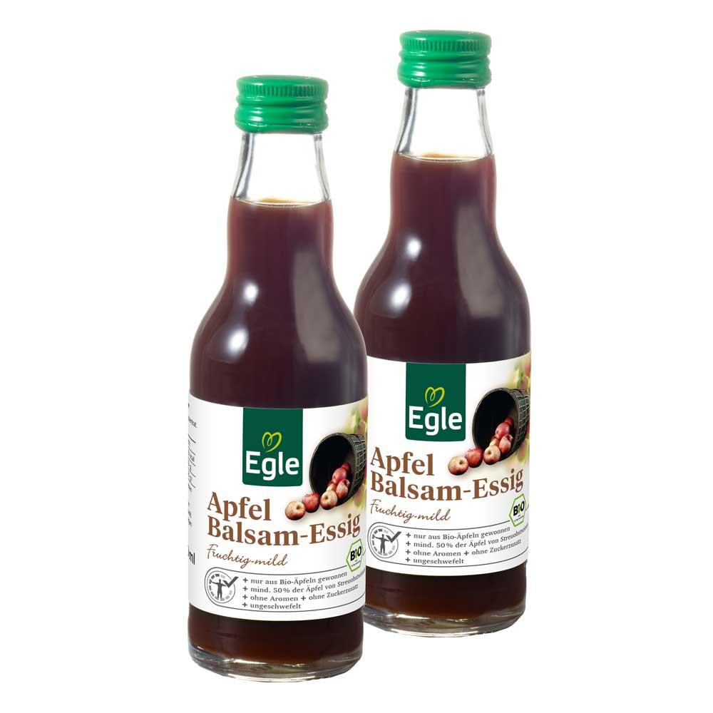 Bio Apfel-Balsamessig 2 x 200 ml