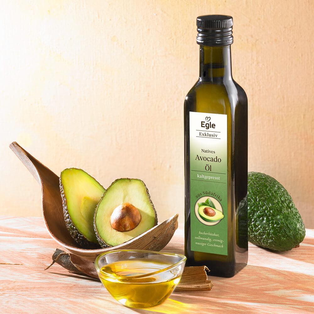 Natives Avocado Öl
