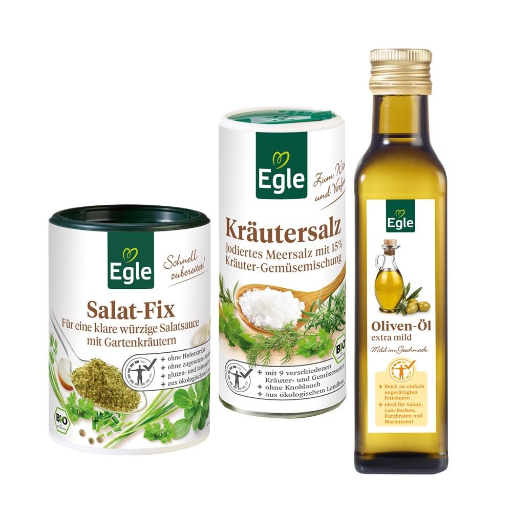 Salat-Probierpaket