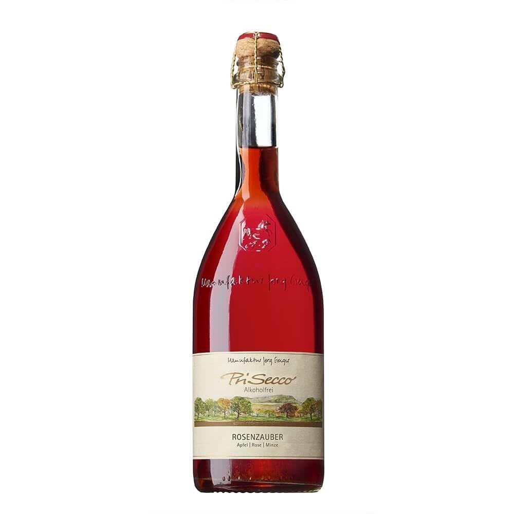 Alkoholfreier PriSecco Bio Rose 0,75 l