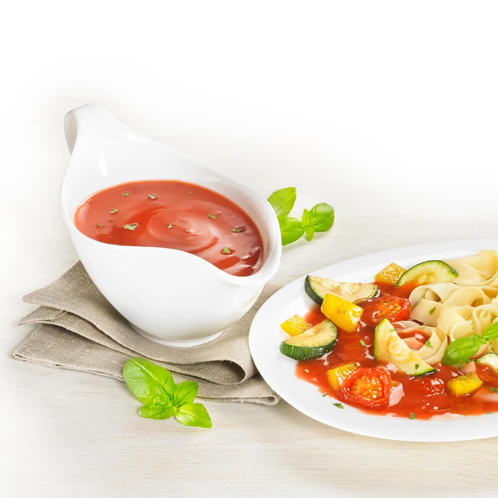 Tomatensoße und -Suppe 2 x 180 g